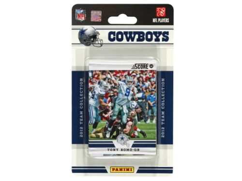 Dallas Cowboys NFL Team Set 2012