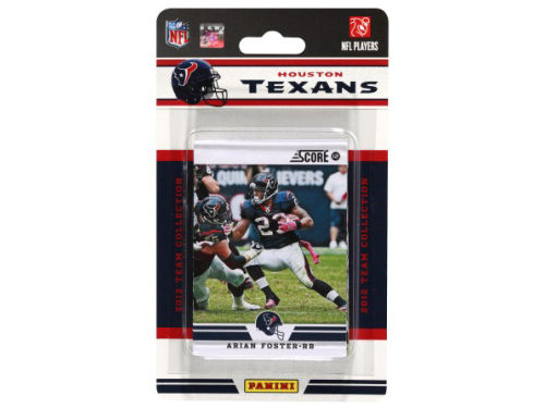 Houston Texans NFL Team Set 2012