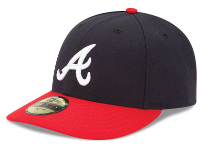 Atlanta Braves MLB Low Profile AC Performance 59FIFTY Cap Hats