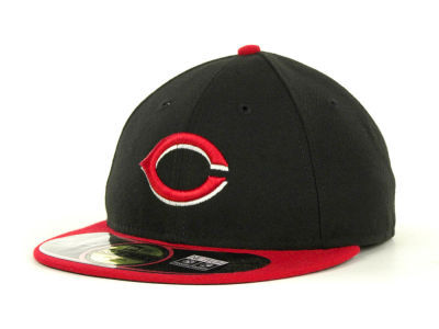 Cincinnati Reds MLB Low Crown AC Performance 59FIFTY Cap Hats