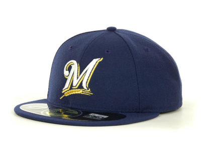 Milwaukee Brewers MLB Low Crown AC Performance 59FIFTY Cap Hats