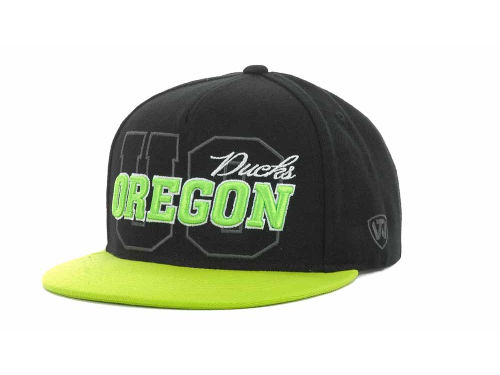 Oregon Ducks Top of the World NCAA Sublime Strapback Cap Hats