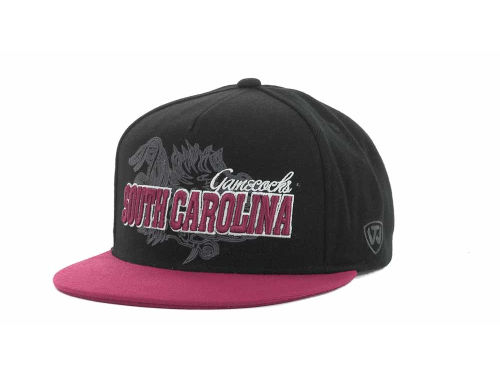 South Carolina Gamecocks Top of the World NCAA Sublime Strapback Cap Hats