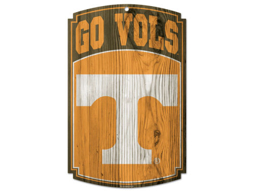 Tennessee Volunteers Wincraft 11x17 Wood Sign