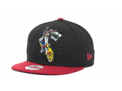 Voltron Action Arch Snaps 9FIFTY Cap Hats