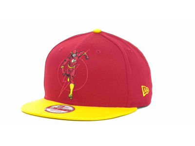 DC Comics Flash Action Arch Snaps 9FIFTY Cap Hats