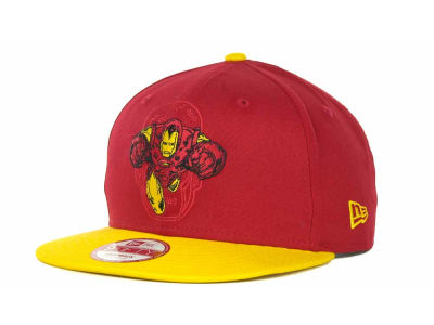 Marvel Ironman Action Arch Snaps 9FIFTY Cap Hats