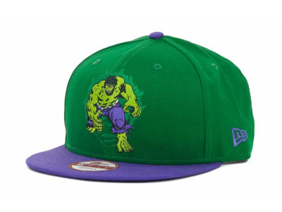 Marvel Hulk Action Arch Snaps 9FIFTY Cap Hats