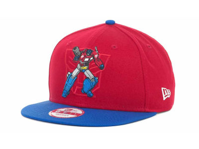 Transformers Action Arch Snaps 9FIFTY Cap Hats