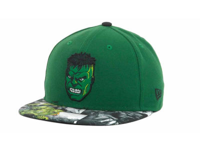 Marvel Hulk Visor Story 2 59FIFTY Cap Hats