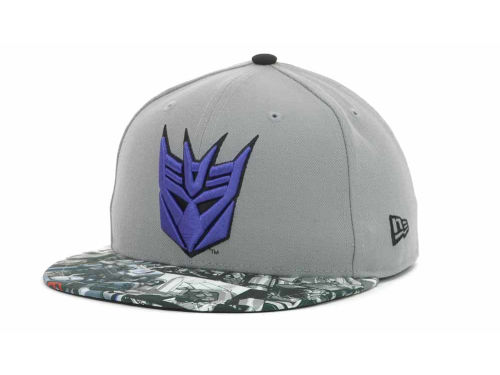 Transformers Visor Story 2 59FIFTY Cap Hats