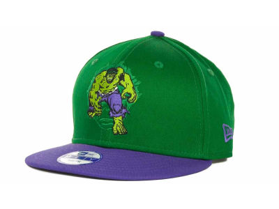 Marvel Character Kid Action Arch Snapback 9FIFTY Cap Hats