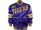 LSU Tigers NCAA Dash Satin Jacket Jackets