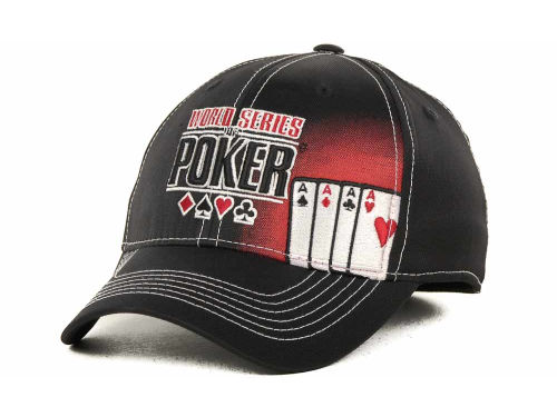 World Series Of Poker WSOP Punchout Cap Hats