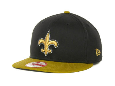New Orleans Saints NFL Baycik Snapback 9FIFTY Cap Hats