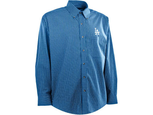 Los Angeles Dodgers Antigua MLB Esteem Dress Shirt