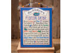 Florida Gators How To Be Beaded Knick Knacks
