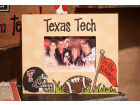 Texas Tech Red Raiders Artwork Frame 10x12 Home Office & School Supplies