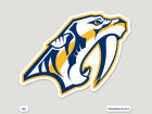 Nashville Predators Wincraft Die Cut Color Decal 8in X 8in Bumper Stickers & Decals