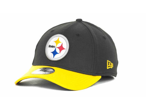 Pittsburgh Steelers New Era NFL 2 Tone All Pro 39THIRTY Hats