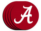 Alabama Crimson Tide 4pk Neoprene Coaster Set Kitchen & Bar