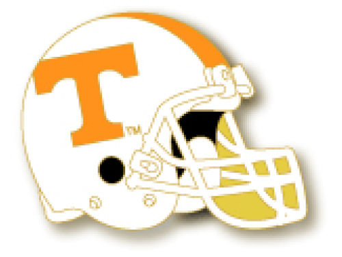 Tennessee Volunteers Helmet Pin