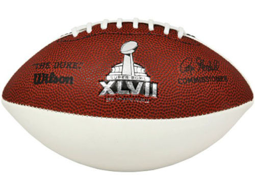 Super Bowl XLVII NFL Super Bowl XLVII Official Game Ball