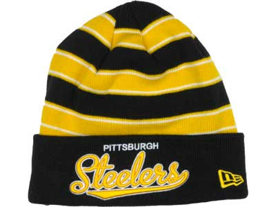 Pittsburgh Steelers NFL Bandwidth Knit Hats