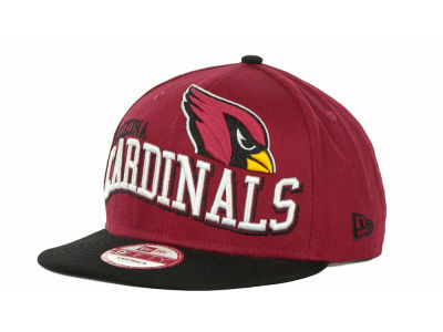 Arizona Cardinals NFL Wave Snapback 9FIFTY Cap Hats