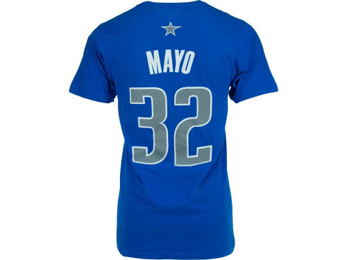 Dallas Mavericks OJ Mayo NBA Player T-Shirt