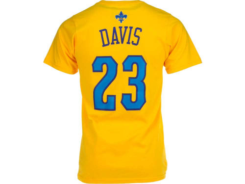 New Orleans Hornets Anthony Davis NBA Player T-Shirt
