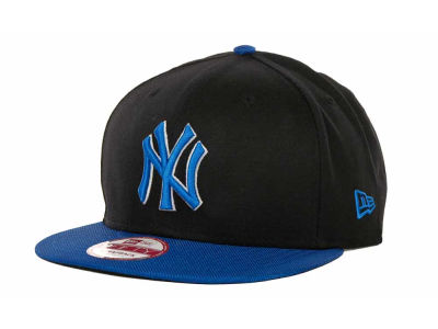 New York Yankees MLB Listic Pop Strapback 9FIFTY Cap Hats