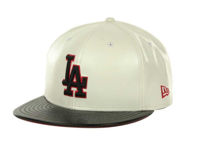 Los Angeles Dodgers MLB Leather DC 9FIFTY Cap Hats