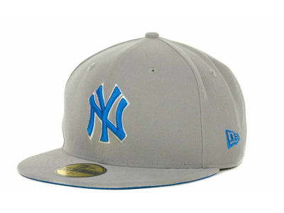 New York Yankees MLB Pop Basic 59FIFTY Cap Hats