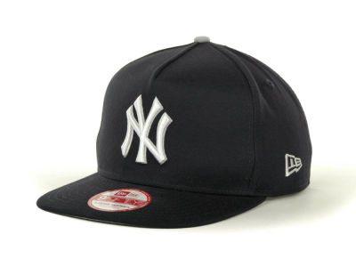 New York Yankees MLB Flip Up A-Frame 9FIFTY Cap Hats