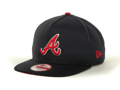 Atlanta Braves MLB Flip Up A-Frame 9FIFTY Cap Hats