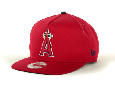 Los Angeles Angels of Anaheim MLB Flip Up A-Frame 9FIFTY Cap Hats