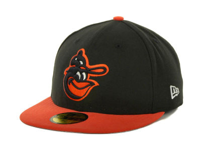 Baltimore Orioles MLB Side Patch 59FIFTY Cap Hats