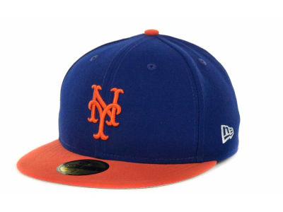 New York Mets MLB Side Patch 59FIFTY Cap Hats