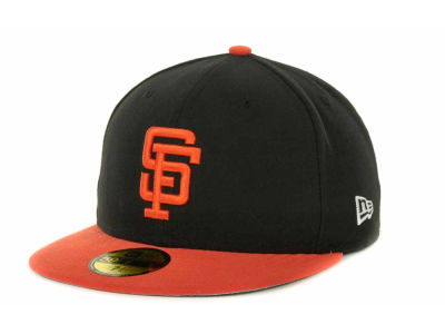 San Francisco Giants MLB Side Patch 59FIFTY Cap Hats