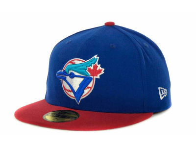 Toronto Blue Jays MLB Side Patch 59FIFTY Cap Hats