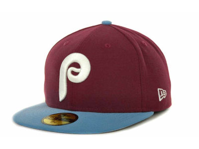 Philadelphia Phillies MLB Side Patch 59FIFTY Cap Hats