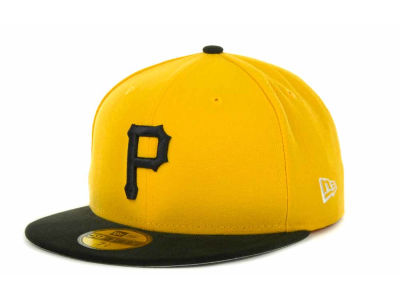 Pittsburgh Pirates MLB Side Patch 59FIFTY Cap Hats