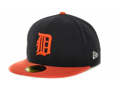 Detroit Tigers MLB Side Patch 59FIFTY Cap Hats