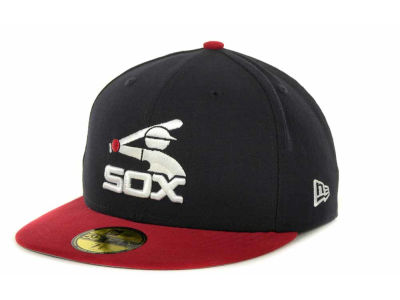 Chicago White Sox MLB Side Patch 59FIFTY Cap Hats