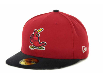 St. Louis Cardinals MLB Side Patch 59FIFTY Cap Hats
