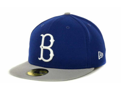 Brooklyn Dodgers MLB Side Patch 59FIFTY Cap Hats