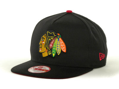 Chicago Blackhawks NHL Flip Up A Frame 9FIFTY Cap Hats