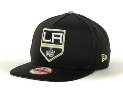 Los Angeles Kings NHL Flip Up A Frame 9FIFTY Cap Hats