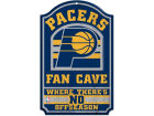 Indiana Pacers Wincraft 11x17 Wood Sign Flags & Banners